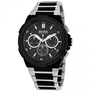 Hugo Boss Supernova Chronograph Black Dial Men's Watch 1513368