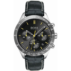 Hugo Boss Talent Chronograph Grey Dial Men's Watch 1513659 Water resistance: 50 meters Movement: Quartz