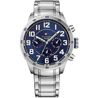Tommy Hilfiger Chronograph Blue Dial Men's Watch 1791053