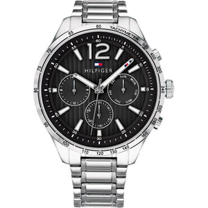 Tommy Hilfiger Gavin Chronograph Black Dial Men's Watch 1791469