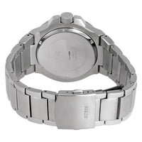 Guess Rigor Multi-Function Silver Stainless Steel Men's Watch W0218G2