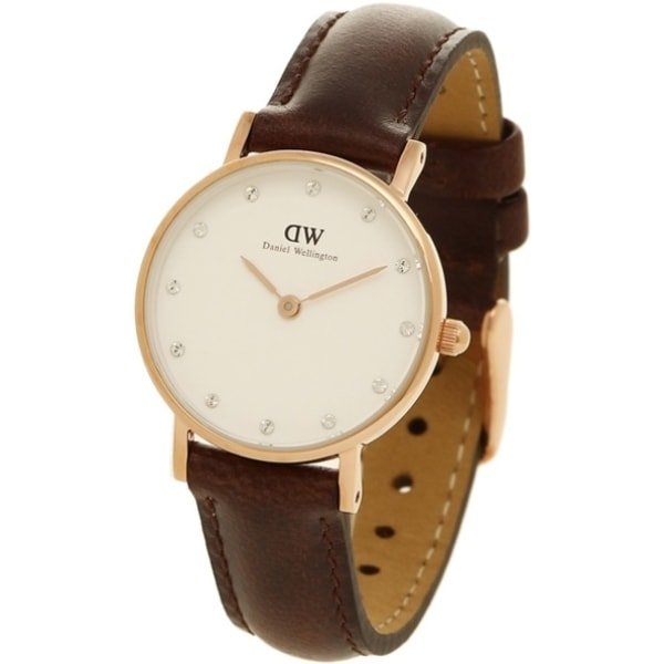 Daniel Wellington Classy Bristol 26mm Women's Gold Watch DW00100062