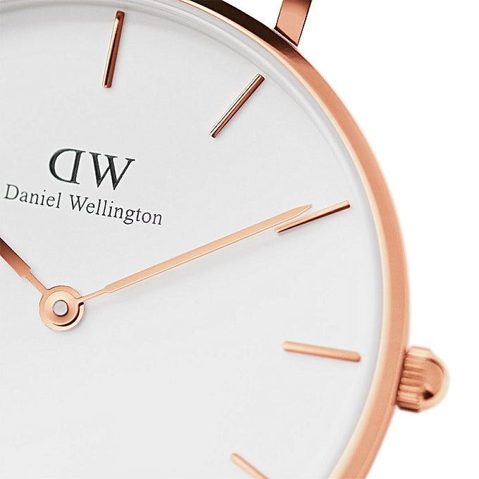 Daniel Wellington Petite Cornwall 28mm Women's Gold Watch DW00100251