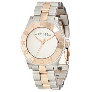 Marc Jacobs Blade Two Tone Bracelet 36mm Ladies Watch