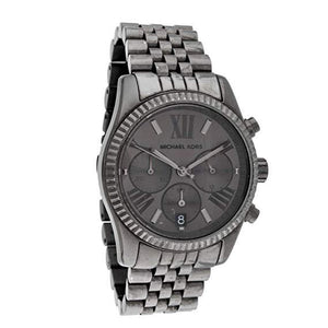 Michael Kors Chronograph Black Dial Ladies Watch MK5709