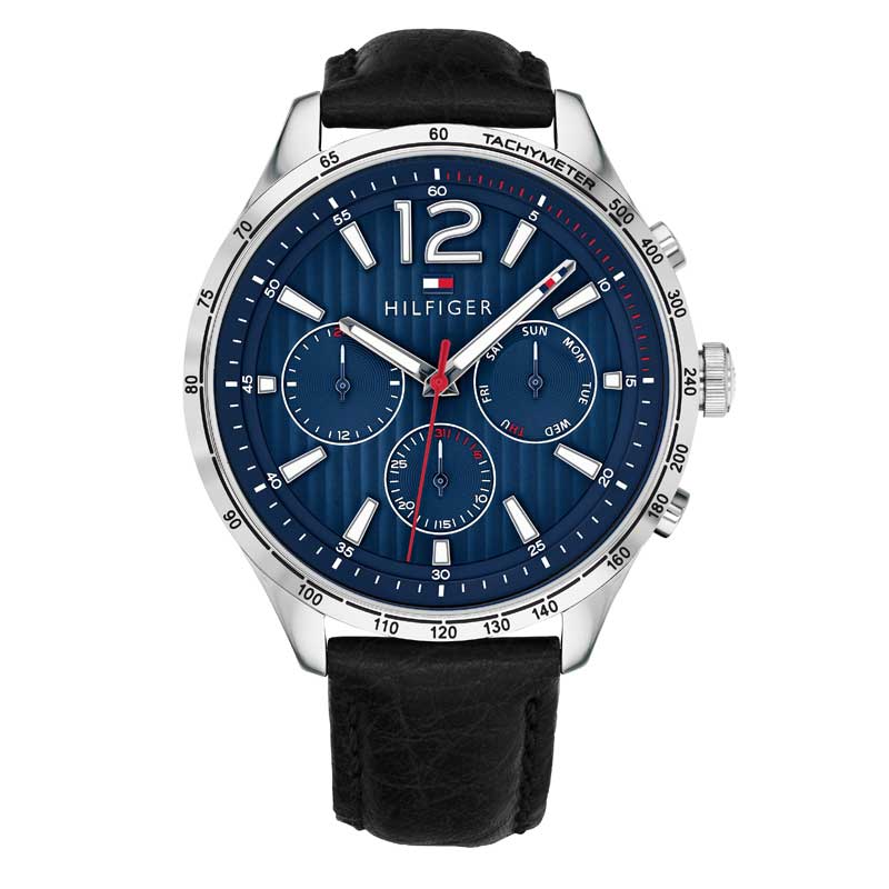 Tommy Hilfiger Gavin Chronograph Blue Dial Men's Watch 1791468