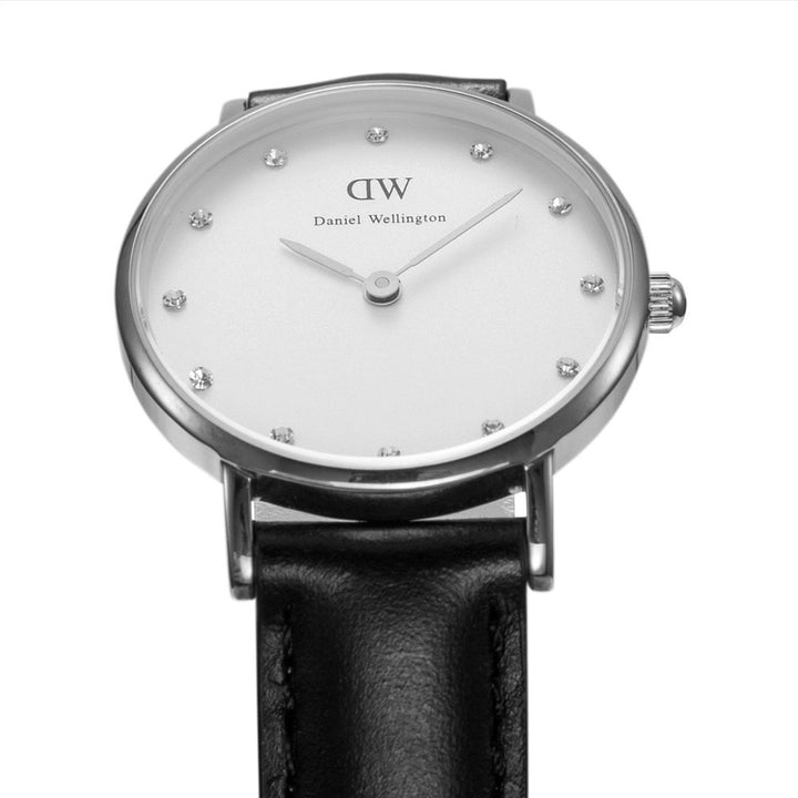 Daniel Wellington Classy Sheffield 26mm Women's Silver Watch DW00100068
