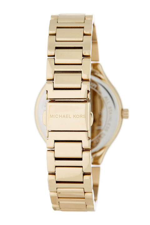 Michael Kors Lainey Pavé Heart Gold-Tone Ladies Watch MK3604 - Big Daddy Watches