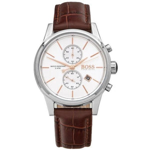 Hugo Boss Jet Chronograph Silver Dial Men's Watch 1513280