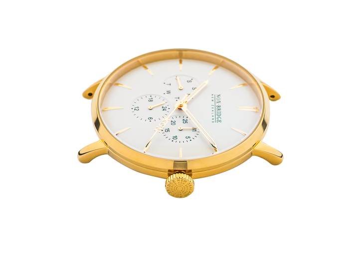 NOX-BRIDGE Classic Izar Gold 41MM