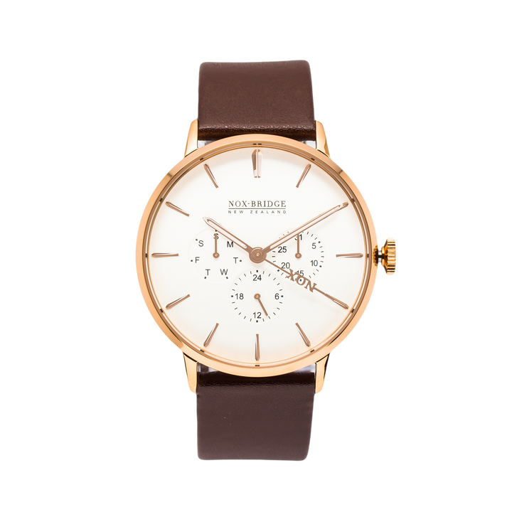 NOX-BRIDGE Classic Izar Rose Gold 41MM