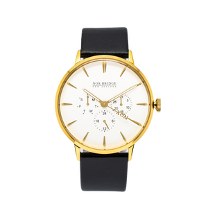 NOX-BRIDGE Classic Capella Gold 41MM