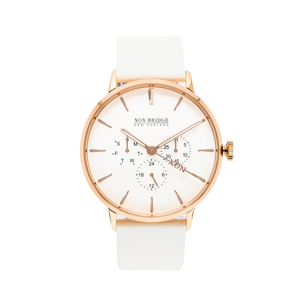 NOX-BRIDGE Classic Meissa Rose Gold 41MM
