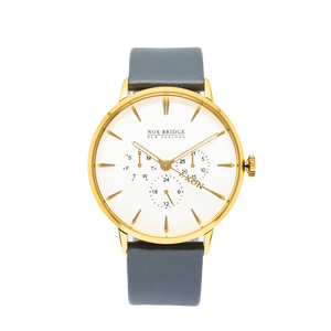 NOX-BRIDGE Classic Alcyone Gold 41MM