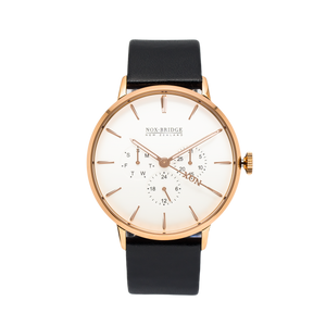 NOX-BRIDGE Classic Capella Rose Gold 41MM