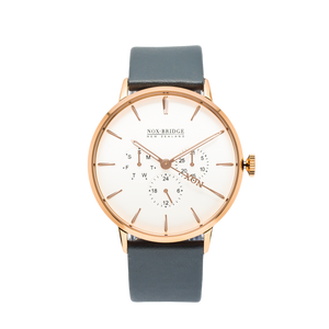NOX-BRIDGE Classic Alcyone Rose Gold 41MM