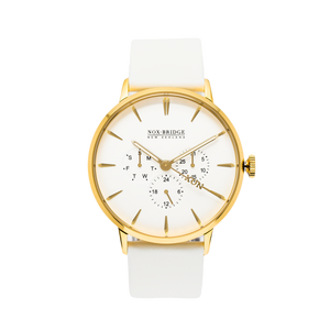 NOX-BRIDGE Classic Meissa Gold 41MM