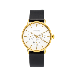 NOX-BRIDGE Classic Capella Gold 36MM