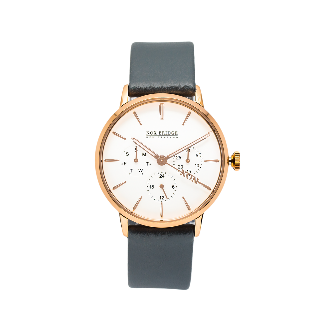 NOX-BRIDGE Classic Alcyone Rose Gold 36MM