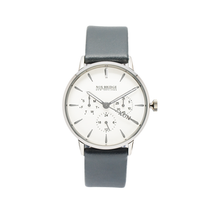 NOX-BRIDGE Classic Alcyone Silver 36MM