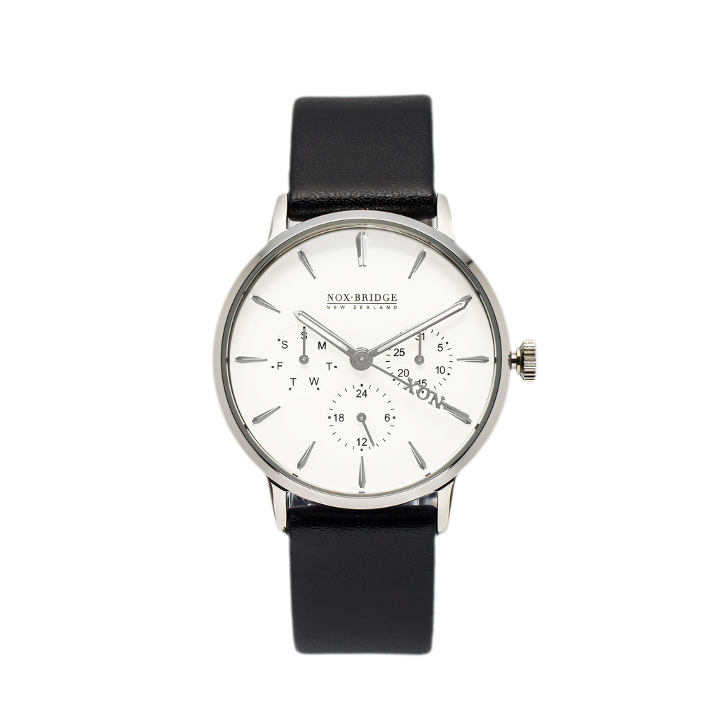NOX-BRIDGE Classic Capella Silver 36MM