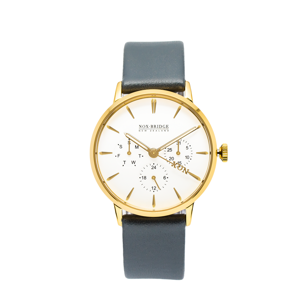 NOX-BRIDGE Classic Alcyone Gold 36MM
