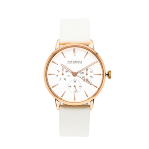 NOX-BRIDGE Classic Meissa Rose Gold 36MM