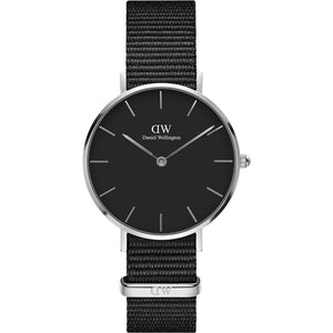 Daniel Wellington Cornwall 32mm Women's Silver Watch - Big Daddy Watches
