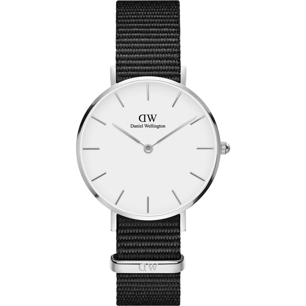 Daniel Wellington Classic Cornwall 32mm Women's Silver Watch