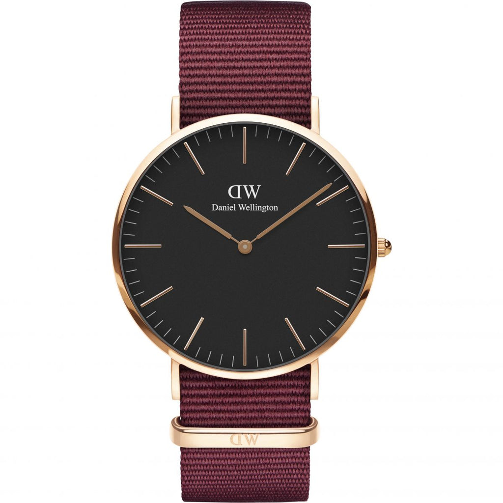 Daniel Wellington Roselyn 40mm Men's Gold Watch - Big Daddy Watches