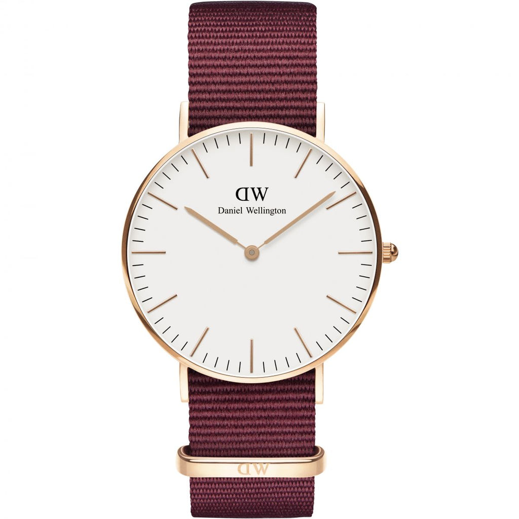 Daniel Wellington Classic Roselyn 36mm Women's Gold Watch