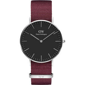 Daniel Wellington Roselyn 36mm Women's Silver Watch DW00100274