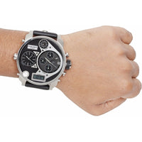 Diesel SBA Dual Time Men's Watch DZ7125