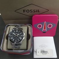 Fossil Grant Sport Chronograph Black Dial Men's Watch FS5236