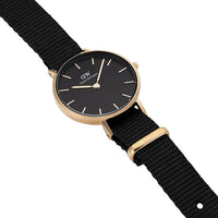 Daniel Wellington Cornwall 28mm Women's Gold Watch DW00100247