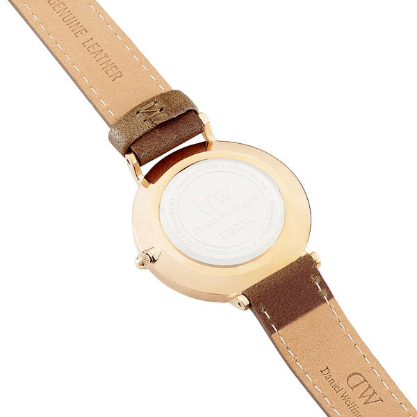 Daniel Wellington Classic Durham 28mm Women's Gold Watch DW00100172