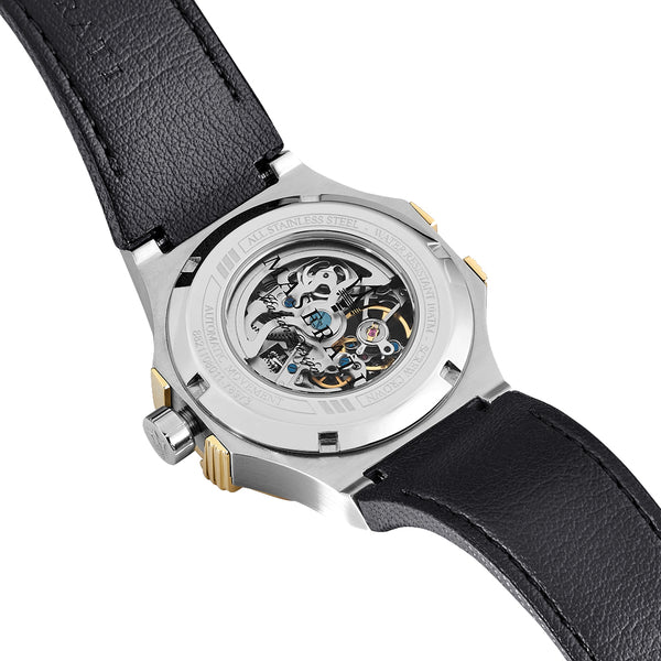 Maserati Potenza Automatic Skeleton Dial Men's Watch R8821108011