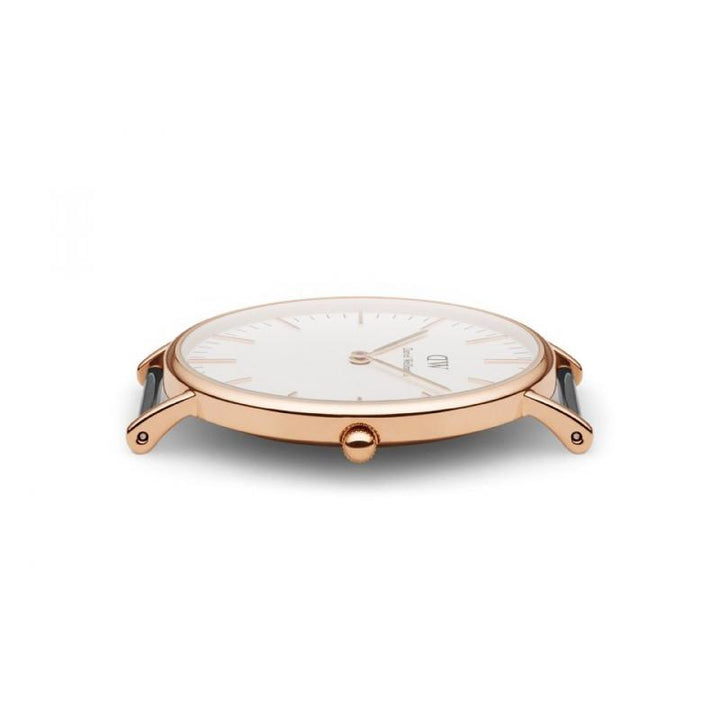 Daniel Wellington Belfast 40mm Men's Gold Watch 0113DW