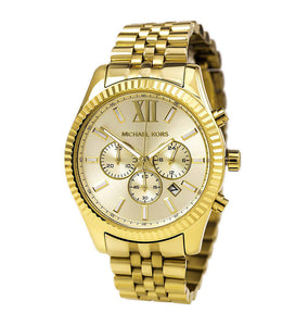Michael Kors Lexington Chronograph Dial Men's Watch MK8281 Water resistance: 50 meters / 165 feet Movement: Japan Made