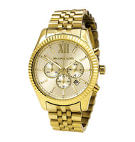 Michael Kors Lexington Chronograph Dial Men's Watch MK8281 - Big Daddy Watches