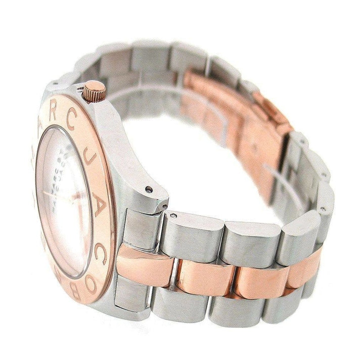Marc Jacobs Blade Two Tone Bracelet 36mm Ladies Watch MBM3129