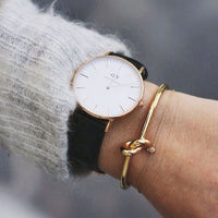 Daniel Wellington Sheffield 32mm Women's Gold Watch DW00100174