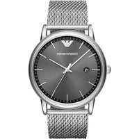 Emporio Armani Steel Mesh Bracelet Men's Watch AR11069 - Big Daddy Watches