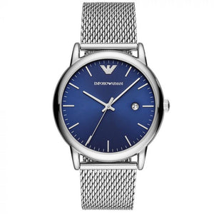 Emporio Armani Luigi Blue Dial Men's Watch AR11230