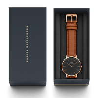 Daniel Wellington Durham 40mm Men's Gold Watch DW00100126