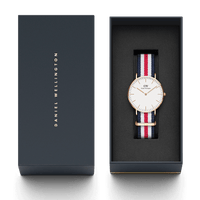 Daniel Wellington Canterbury 36mm Women's Gold Watch DW00100030