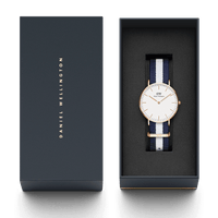 Daniel Wellington Classic Glasgow 36mm Women's Gold Watch DW00100031