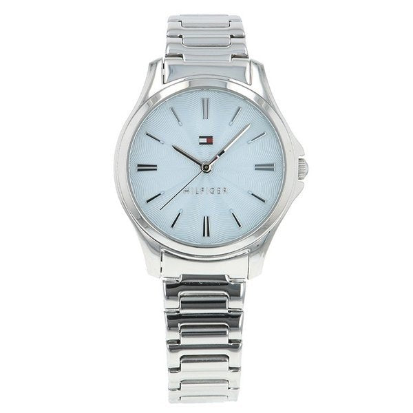 Tommy Hilfiger Lori Silver Dial Stainless Steel Ladies Watch 1781949