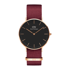 Daniel Wellington Roselyn 36mm Women's Gold Watch DW00100273