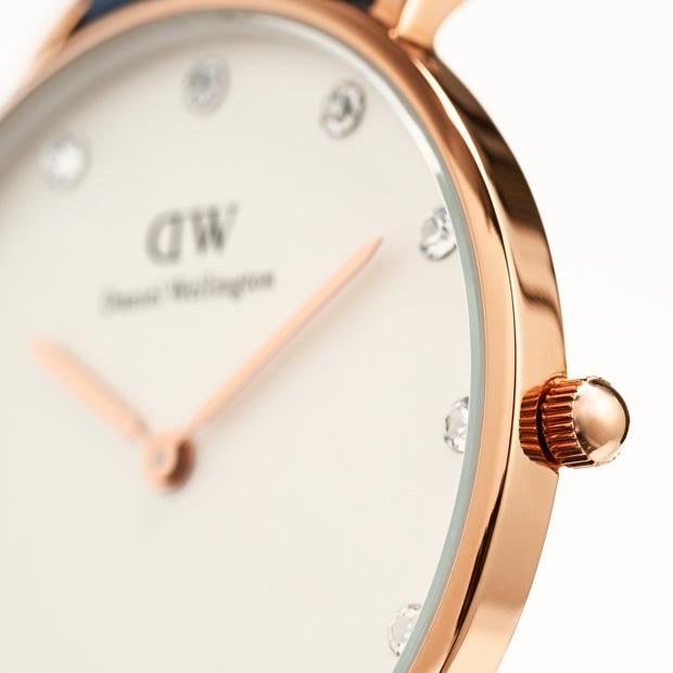 Daniel Wellington Classy York 26mm Women's Gold Watch DW00100061